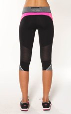 3/4 Lycra Compression Tights - 9% Supplex / 11%